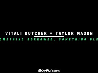 boyfun – hot twink taylor mason fucked raw by vitali kutcher