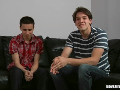 Reality Boys - Fledgling Strait To Fag Casting