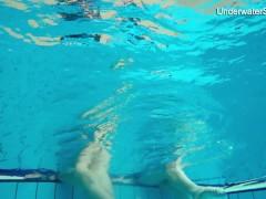 Swimming pool hotties lesbos