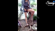 Mexico female nude teens Skinny teen flashing in mexico streets
