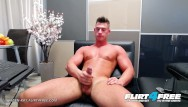 Hot gay green eyed - Flirt4free - aiden kay - hot blue eyed college stud jerks his huge cock