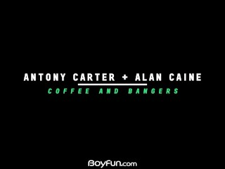 Sexy twink alan caine licks and fuck bareback rams sexy antony carter