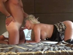 Mom And Sonnie Firs Smashing In The Motel Room-lolyamateur