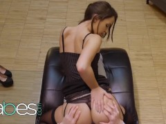 Babes - Sexy Therapist Kristy Black Helps With Buttfuck Issues