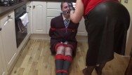 Gag anal Man in school uniform bound and gagged all night - part 1 of 9 cam 1