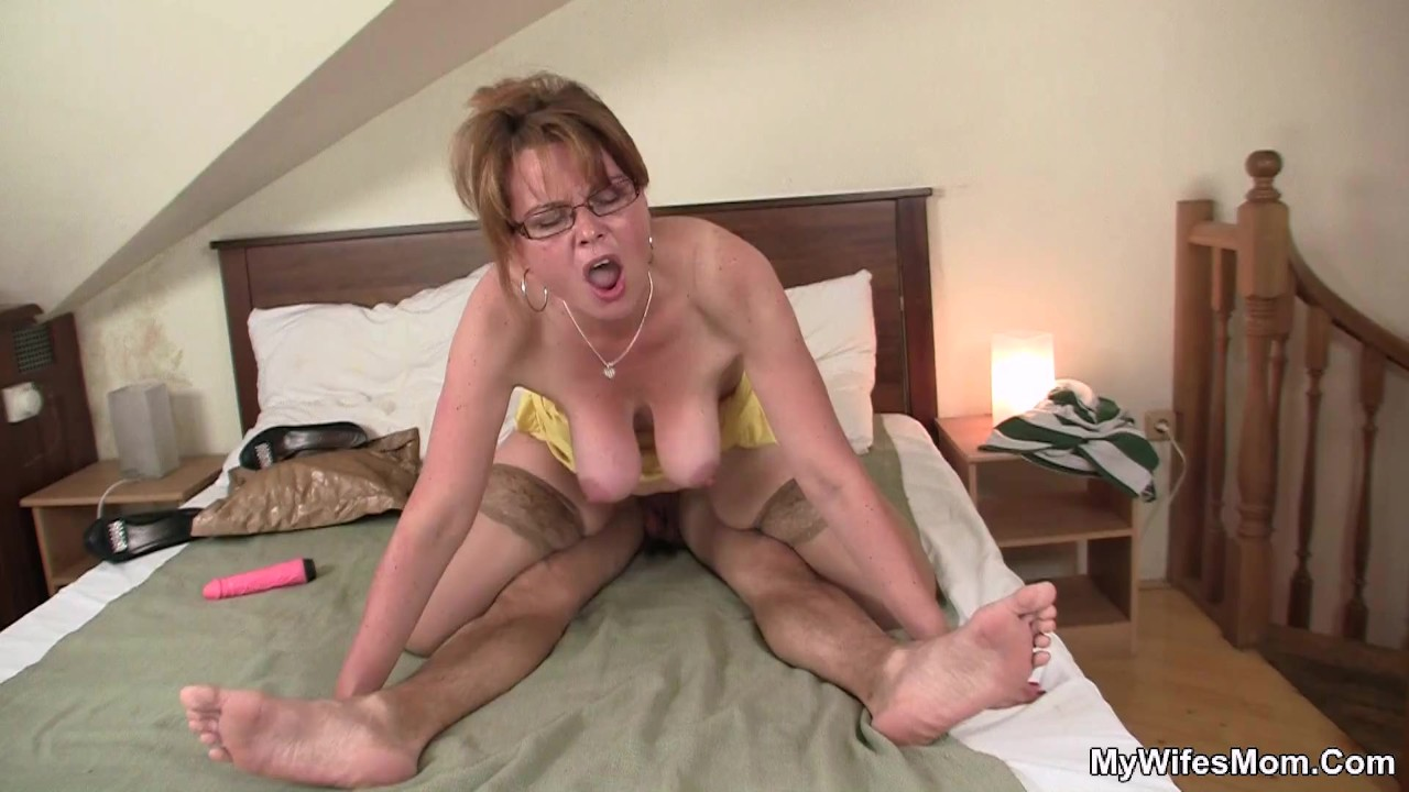 Large mature mother in law sex