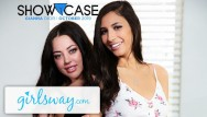 Naked truth of dare Whitney wright gianna dior lesbian truth or dare -girlsway