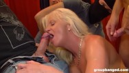 Mature women that squirt Mature slut squirts for a team of guys