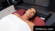 Face on pussy Povmania - sexy silvia saige face pussy fucked by hard cock miles long