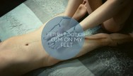St thomas virgin island jeweler Fetish: footjob - cum on my feet