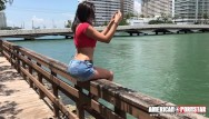 American teen pageant - Tiny latina slut devours bbc
