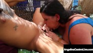 Cock sucking agvs Cock sucking fucking cuban vacation with latina bbw angelina castro