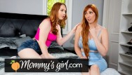 Girl virgin My redhead step-milf is a virgin -mommysgirl