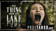 Free pure porn videos Bree daniels lesbian licking the thing from the lake -pure taboo