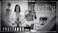Sperm and egg fertilization Depraved fertility treatments for desperate woman -pure taboo