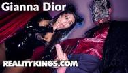 The homemade king porn Reality kings - kinky leather kitty gianna dior gets halloween screwing