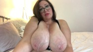 Free huge natural tit compilations Bbw with huge natural boobs gets covered in cum compilation