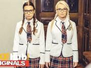 FakeHub Originals young tight hot college girls need a big cock
