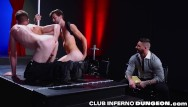 Us cut twinks Boss daddy made us fist ourselves - clubinferno