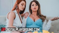 Naked redheads housewives porn Digital playground - lesbian housewives emily addison, lacy lennon cheat