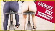 Is viewing pornography at work exceptable My work out on exercise bike in yoga pants ass view era