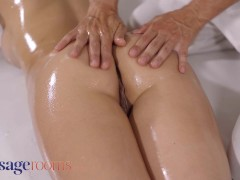 Massage Rooms Giant Tits Russian Beauty Kaisa Nord Oil Soaked Passionate Sex