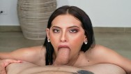 Butcher porn movies Vrlatina - latina 19yr old stars in her first porn movie - 5k vr