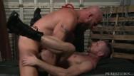 Dilf gay video - Shy dilf likes it raw - menover30