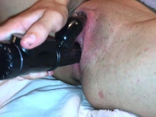Trying Out My Very First Rabbit Vibrator For The First Time