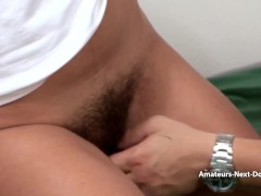 Banging An Unshaven Pussy
