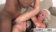 Grannies blowjobs compilations Interracial compilation