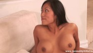 Mfm threesome wife tube - Creampie for nasty latina swinger wife