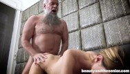 Doctor cumshots - Doctor does routine check on big old cock