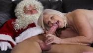 Saw this blonde asian Laceystarr - i saw granny fucking santa