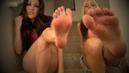 Lesbian foot domination galleries Jessica lindsey leigh - utter foot domination