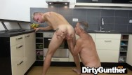 Hot young gay guy rough sex - Old gunther punished by hot twink