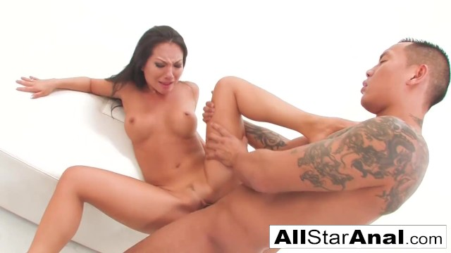 Asa s Anal Fisting and Fucking Creampie