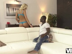 Vip4k. Karol Lilien Is Happy To Feast Victory With Lucky Guy