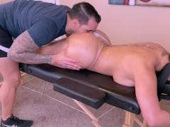 Thick Arse Latina Cougar Gets An All Inclusive Massage