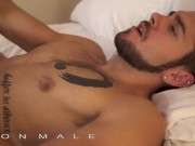 IconMale - Sensual make out and fucking ends in double cumshot