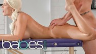 Sole dior anal Babes - eruo blonde blanche bradburry gets a full service anal and massage