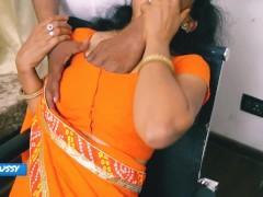 Reshma Aunty Fucked By Mechanic Munna