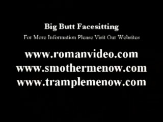sandra romain in hot femdom face sitting ass worship smothering domination