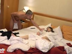 Fake Hotel - Horny Busty Babe Rachel Adjani Hooks Up With Stranger