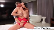 Alison and aj fuck Hot hotel fucking with alison tyler