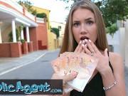 Пикапер Снял Русскую Машу на Улице за Деньги