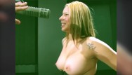 Men shocked to orgasm Dominatrix cross babes shock jock radio show uncensored