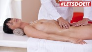 Gizelle and thomas sex tape - Relaxxxed - horny milf oiled and rough sex with masseur - letsdoeit