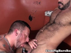 Sexy Mature Facial Hair Breeding Inked Super-sexy Stud