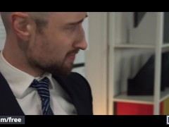 Mencom - Paddy O'brian- Drew Dixon - Hanging The Backside In Secretary Part 1
